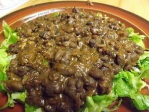 cajun black beans