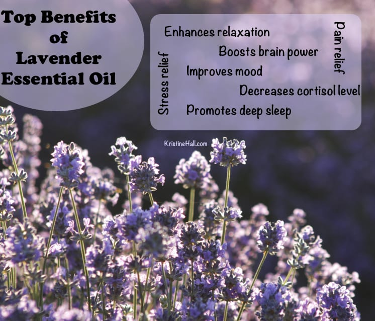 top 7 benefits of lavender essential oil