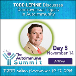 Todd Lepine autoimmune summit